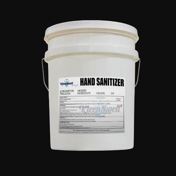 KleenSwell Hand Sanitizer - 5-Gallon Pail