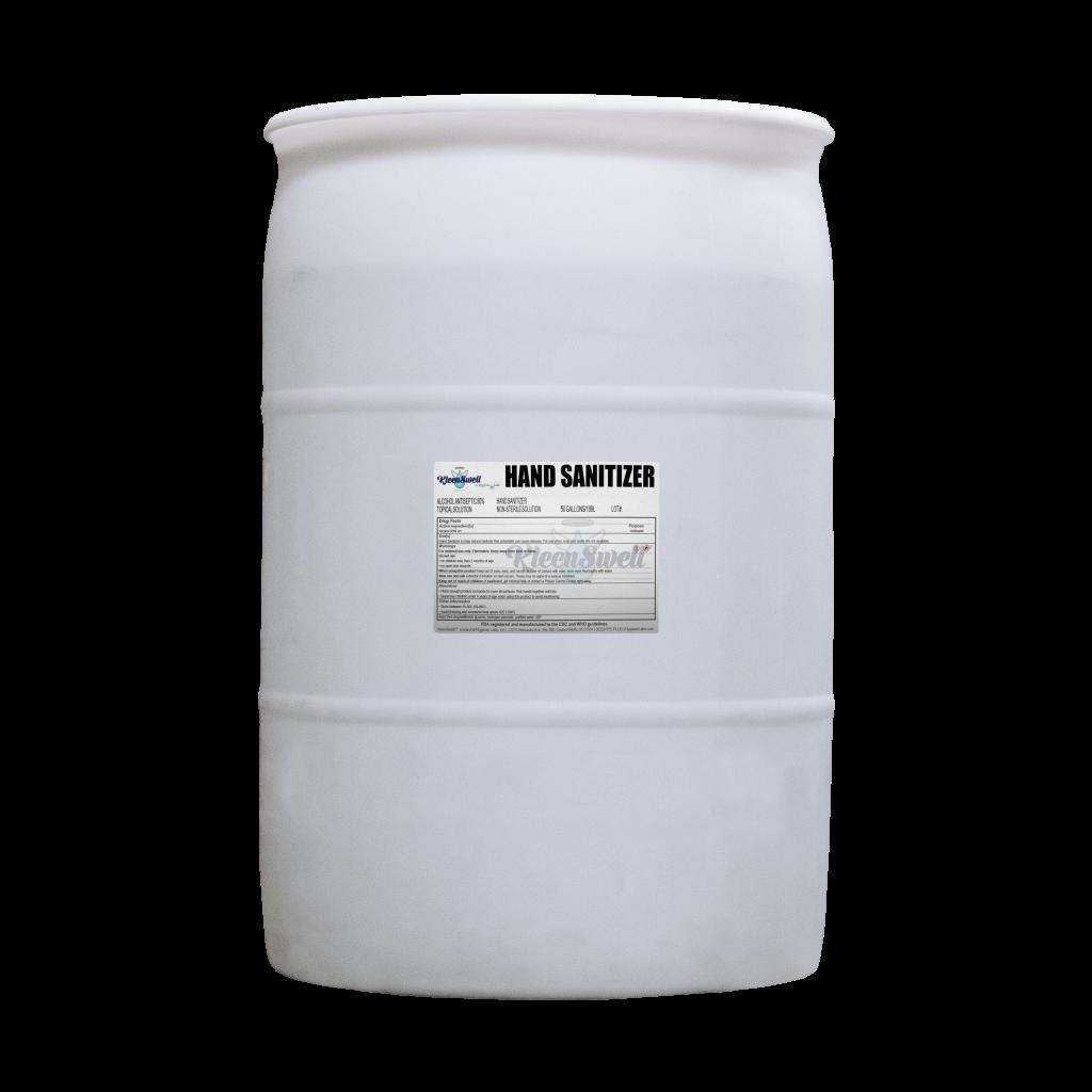 KleenSwell Hand Sanitizer - 50 Gallon Drum