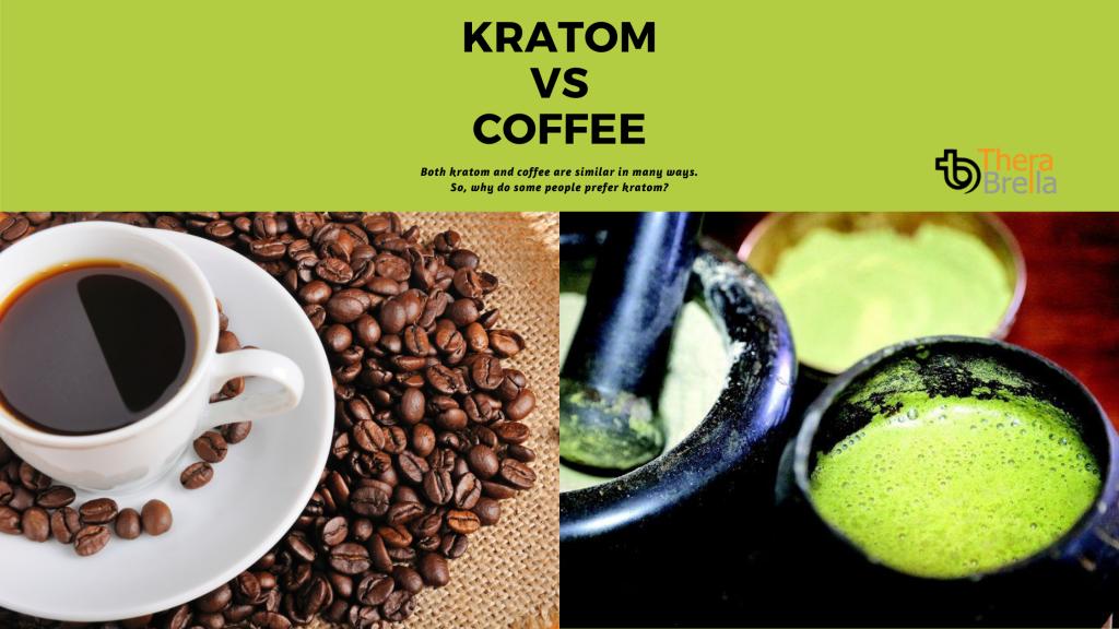 Kratom vs Coffee